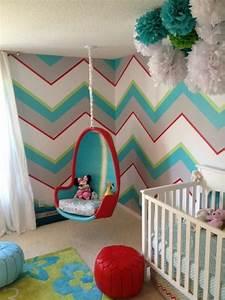 Ideen Für Babyzimmer : kinderzimmer gestalten m dchen t rkis ~ Michelbontemps.com Haus und Dekorationen