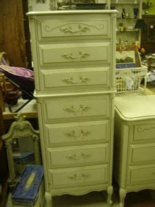 arrival french provincial baronet lingerie chest