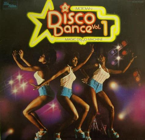 FAGOstore - Magic Disco Machine - Disco Dance Vol. 1 (LP)