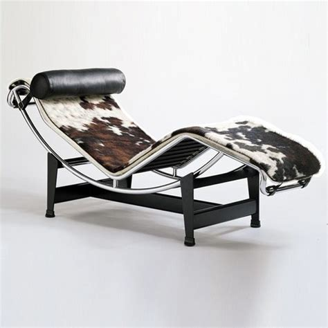chaise longue perriand and le corbusier on