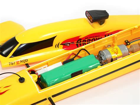 Rc Boat Trailer For Catamaran by Nqd Catamaran Boat Yellow