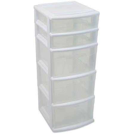 walmart plastic drawers homz 5 drawer medium cart set of 2 walmart