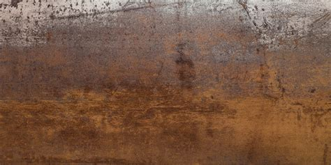 copper floor tile ironworks porcelain tile copper 12 quot x 24 quot industrial wall and floor tile by artistic tile