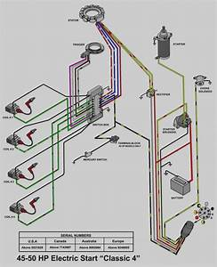 1996 Mercury 50 Wiring Diagram