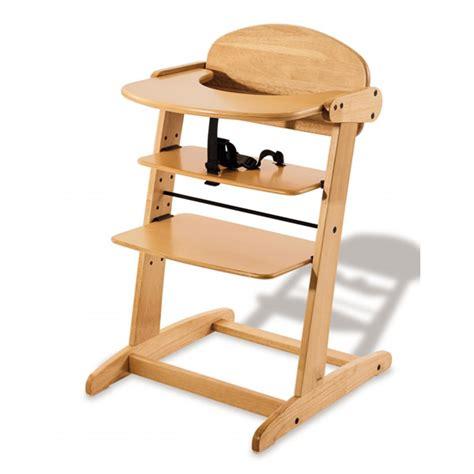 chaise allemande pinolino chaise haute évolutive en bois massif bruno