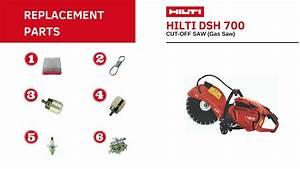 Hilti Dsh 700 Parts List