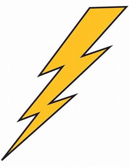 Lightning Bolt Yellow Transparent Clipart Flash Line