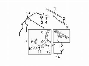 Ford Edge Grommet  Washer  Sensor  Water  Pump  From 03  21  2016  To 03  20  2016