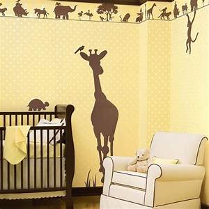 25 cool jungle inspired kids room designs digsdigs for Jungle themed furniture