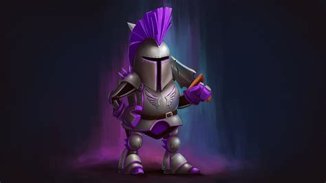 knight squad purple knight steam trading cards wiki