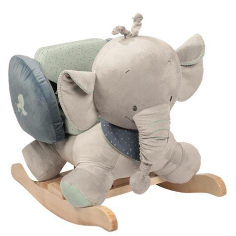 protege ceinture siege auto bébé bascule eléphant de nattou sur allobébé