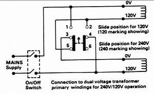 Power Supply - 220 Vac  110 Vac To 24 Vdc