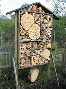 Nichoir A Insecte : le jardin des g teaux serge mora quelques photos d ~ Premium-room.com Idées de Décoration