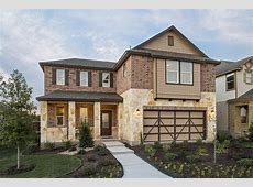 New Homes for Sale in Georgetown, TX La Conterra