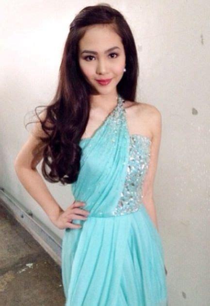 janella salvador dress janella salvador pastel blue gown all glammed up