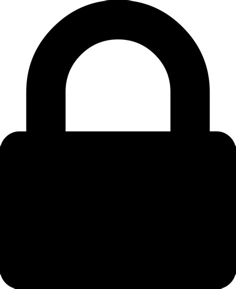 Drag The Lock Icon Svg Png Icon Free Download (#201862 ...