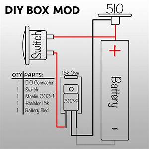 Mosfet Box Mod Wiring Diagram