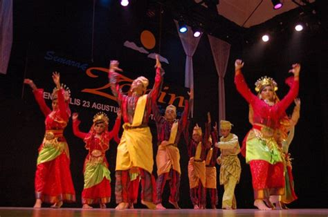 zapin tembung dance  malay traditional dance visit