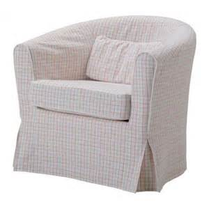 ikea ektorp tullsta armchair slipcover chair cover ruda multi pink green plaid checked