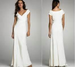 linen wedding dress white wedding dresses casual pictures