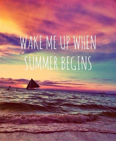 Wake Me Up When Summer Begins Pictures, Photos, And Images
