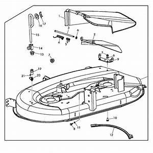Pictures About John Deere Parts Diagram For Mower Decks 42