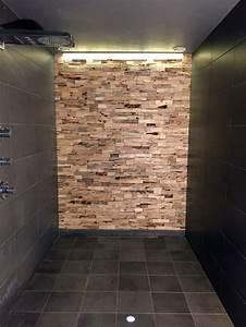 Parement Bois Mural : parement mural bois cologique et design heveo ~ Premium-room.com Idées de Décoration