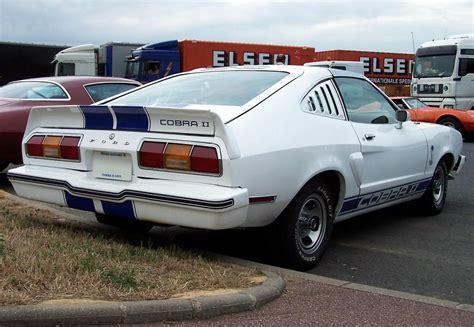 02 Mustang Cobra Specs by 1977 Ford Mustang Cobra 2 Specs