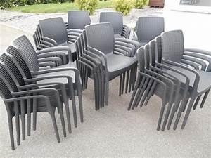 Mobilier De Terrasse : mobilier de terrasse professionnel occasion table de lit ~ Teatrodelosmanantiales.com Idées de Décoration