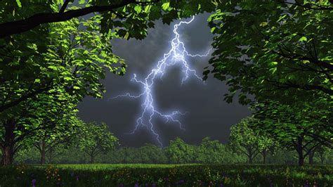 lightning storm wallpapers  desktop pixelstalknet