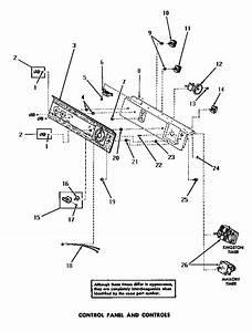 Speed Queen Da9043 Washer Parts