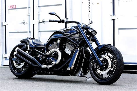 V-rod 300 Wide Tire Custom