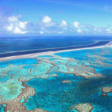Whitsundays & Great Barrier Reef Scenic Flight from $119