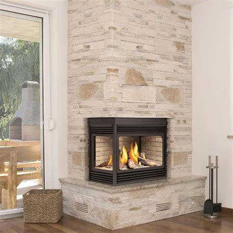 Kamin In Ecke by Marvelous Corner Gas Fireplace Insert Living Room