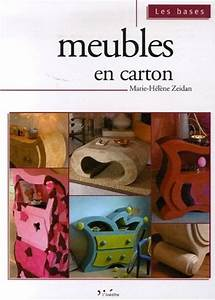 livres sur les meubles en carton pour savoir comment faire With comment faire des meubles en carton