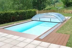 Pool Mit überdachung : pool mit berdachung im set angebot pool tech ~ Michelbontemps.com Haus und Dekorationen