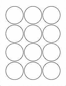 best photos of 225 inch circle template printable 1 With 2 inch circle label template