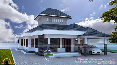 courtyard home plans february 2015 kerala home design and floor plans