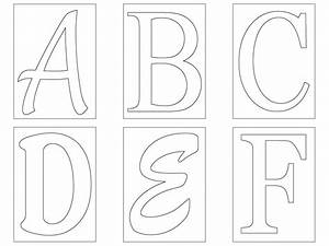 free printable cut out letters for posters how to format With cut out letters for poster board
