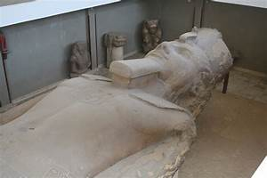 White walls of Egypt's most ancient city Memphis unearthed ...