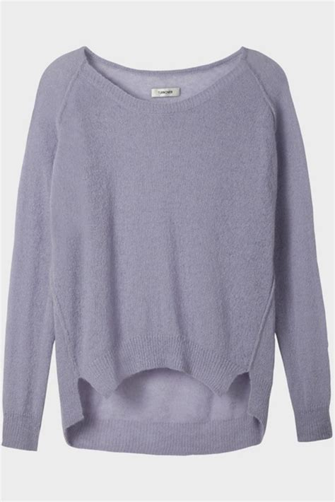 lilac sweater turnover lilac sweater at sue parkinson