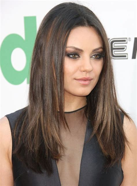 30 Long Hairstyles for Round Faces Keep Calm And Style