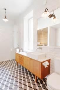 vintage bathroom floor tile ideas amazing tile - Bathroom Ideas Subway Tile