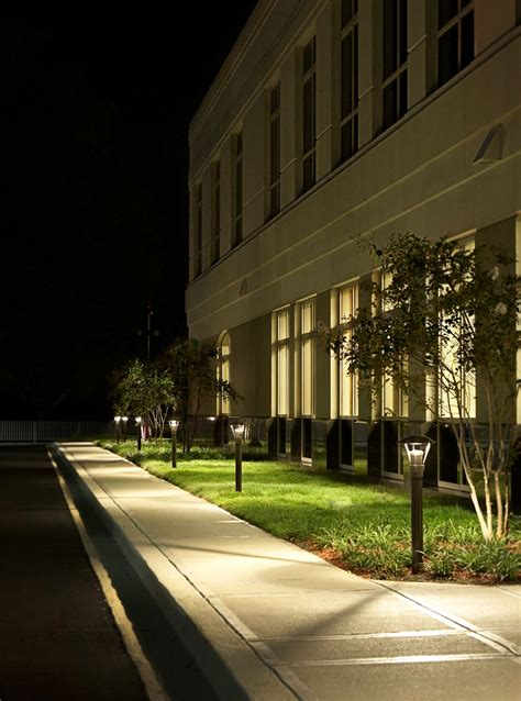10 light package residential commercial outdoor lighting