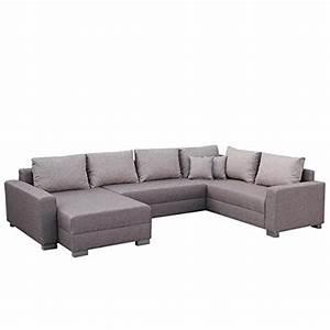Xxl Couch U Form : ecksofa tomasi elegante xxl eckcouch mit schlaffunktion ~ Lateststills.com Haus und Dekorationen