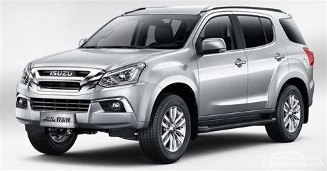 Step in and begin your journey effortlessly with the passive entry and start stop system. Isuzu Mu-X 2018-2019: thông số kỹ thuật, giá bán