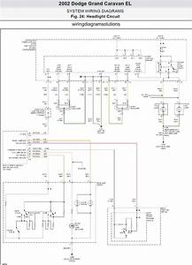 Diagram  2005 Dodge Grand Caravan Wiring File Zr52168