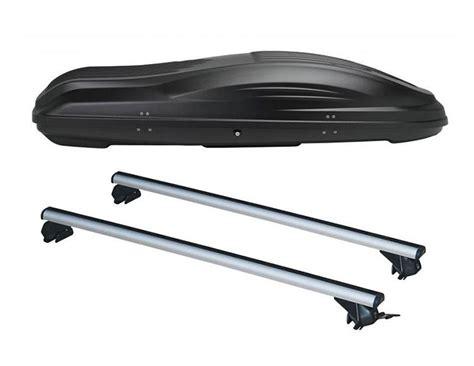barre de toit coffre barres coffre de toit reef 580 pour renault kadjar de 2015 avec railing bas barres de toit