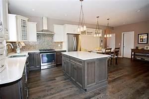 Showcase Home Features - Modern Farmhouse Kitchen