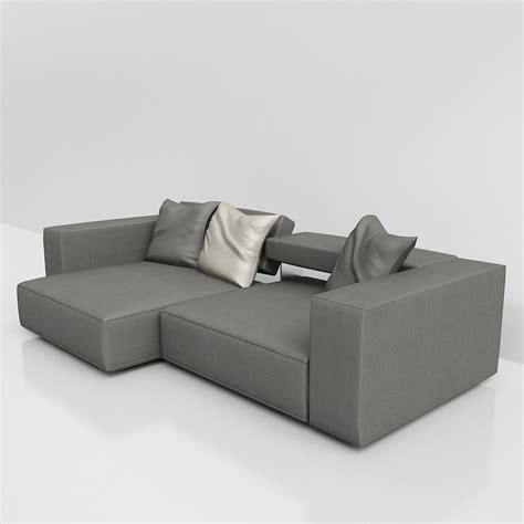 stands ikea 3d andy sofa b b italia high quality 3d models
